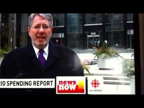 Epic Texting Fail on Live News