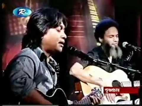 Syed Nirjhor Ahmed Collection # Partho   Brishti Dekhe Onek Kedechi video