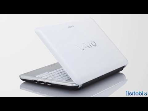 Sony Vaio M netbook