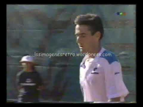 Alex Corretja - Javier Frana (Final ATP Buenos Aires 1994)
