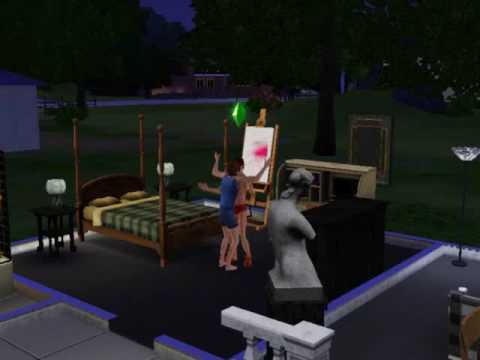 Sims 3 marriage proposal youtube video