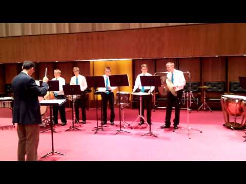 Lake Orion Baptist School Percussion 1