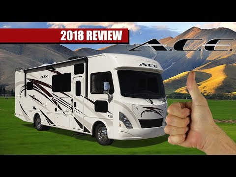 New 2018/2019 Thor ACE Motorhome Review by RV Reviews