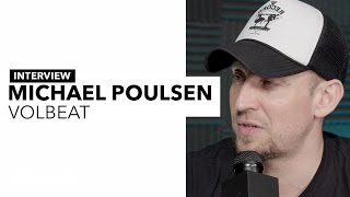 Volbeat's Michael Poulsen Talks Touring with Metallica, New Record, 50's Music and Boxing
