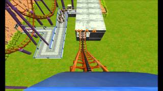 Speed of Sound Walibi Holland RCT3 HD