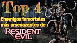 Top 4: Los enemigos inmortales más amenazantes de Resident Evil