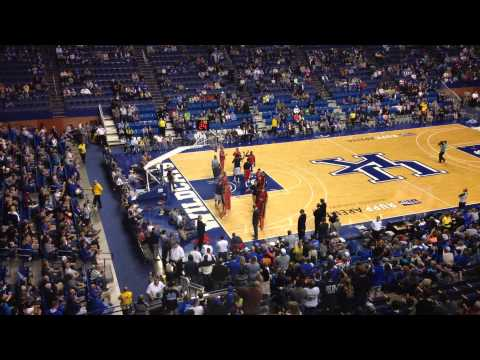 New Orleans Pelicans Introduced at Rupp Arena, Huge Ovation for Anthony Davis