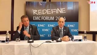 EMC - Marcelo Fandiño, Regional Manager South Cone, EMC Corporation