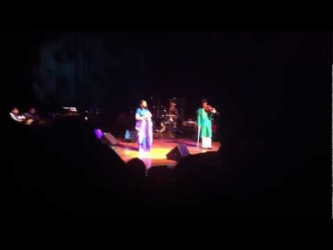 Tu Hi Re - Bombay - Kavita Krishnamurthy HD Live in Queen Elizabeth Hall London 2012