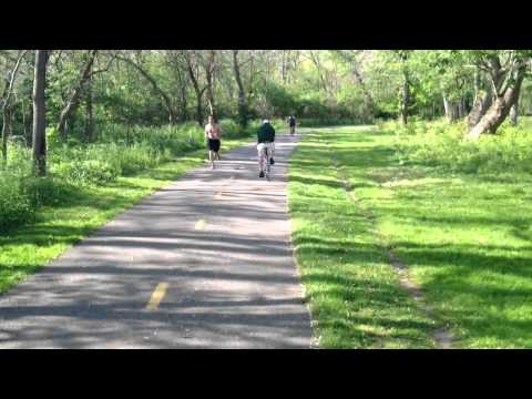 Olentangy Bike Path - Columbus Ohio