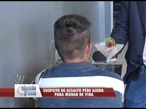 Homem é preso e menor é detida após assalto