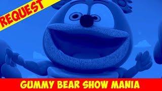 Gumphibian (Blue Fisheye Reversed!) Special Request - Gummy Bear Show MANIA