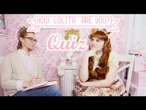✧ how Lolita Are You? Quiz! ✧ video