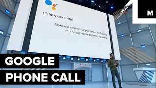 Google's AI Assistant Can Now Make Real Phone Calls