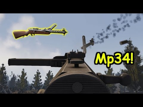 Para behind you! | Mp34 In Action | Heroes & Generals
