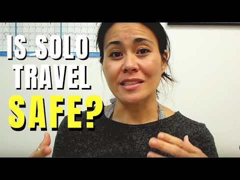 Is it Safe for Women to Travel Alone?