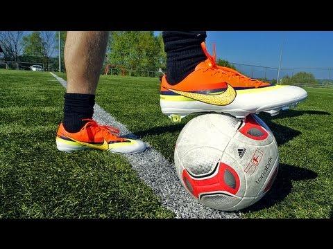 Cristiano Ronaldo: Nike Mercurial Vapor IX 9 CR7 Unboxing by f247