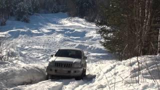 Toyota Prado & Land Rover Discovery & KIA Mohave