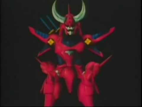 Ronin Warriors Intro Video