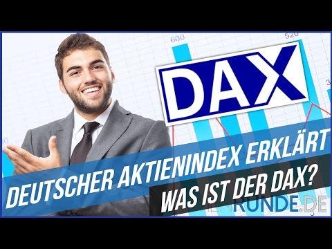 Was ist der DAX? - Deutscher Aktienindex Einfach erklärt