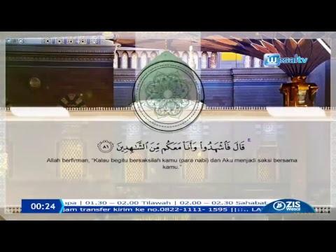 Jual umroh ramadhan wesal tv