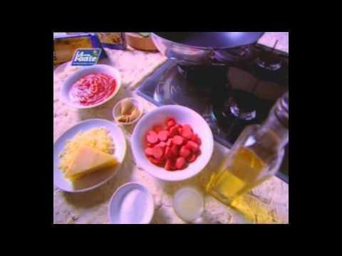 [BOGASARI] La Fonte Tips Spaghetti Sosis Asam Manis