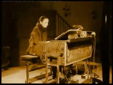 J.S. Bach Jazz Improv - Barbara Dennerlein on Hammond B3