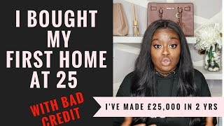 How I Bought My First Property at 25