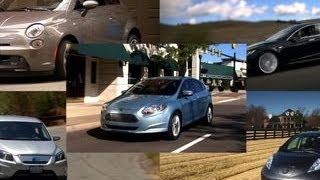 CNET On Cars - The Top 5 electric cars ready for prime time - Ep 20