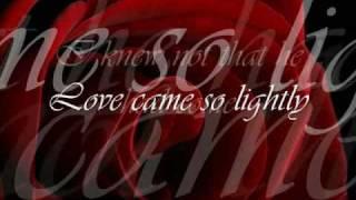Watch Cait Agus Sean Love Came Lightly video