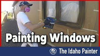 Painting VINYL Windows. Is it POSSIBLE?