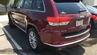 2017 Jeep Grand Cherokee Summit Used Cars - Kernersville,NC - 2019-08-18