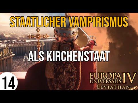 EU4: Leviathan | Kirchenstaat | Ironman | 14 | Koalition der Ungläubigenl | Let's Play | deutsch