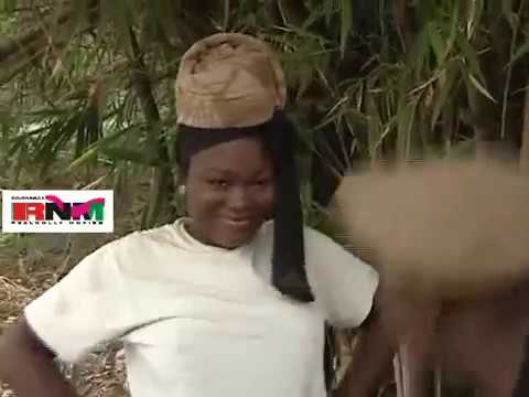 Nkem Owoh Fondles with Anita Joseph