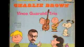 Vince Guaraldi Trio   Schroeder   Jazz Impressions of A Boy Named Charlie Brown