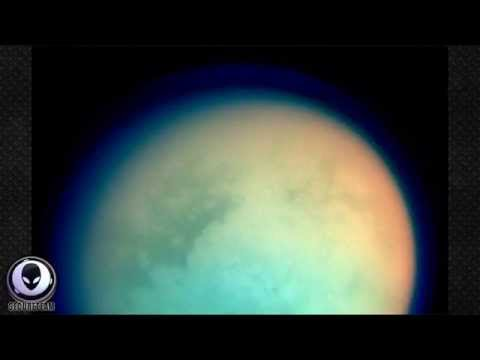 10/29/14 NEW DISCOVERY! POSSIBLE ALIEN LIFE ON SATURN MOON TITAN!