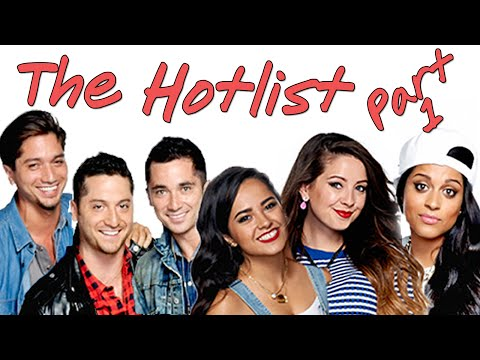 The HotList:  YouTube's Hottest Stars!