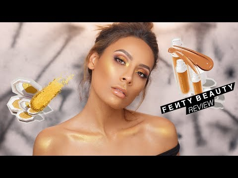 FENTY BEAUTY BY RIHANNA | DESI PERKINS