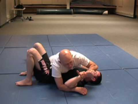 Americana Armlock: The Three Most Common Errors
