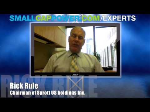 Sprott's Rick Rule Talks Junior Resource Stocks With SmallCapPower
