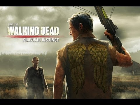 The Walking Dead: Survival Instinct Gameplay
