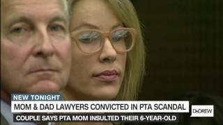 Dr. Drew on mom and dad lawyers convicted in PTA scandal