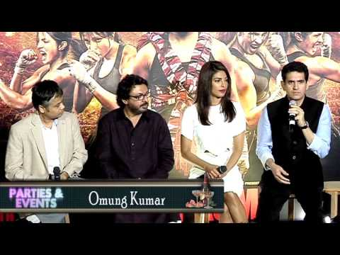Mary Kom: First look promo launch