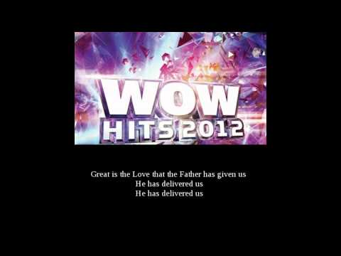 Wow Hits 2012 || Third Day - Children Of God || Lyrics || Disc 2 - Pist 1 video
