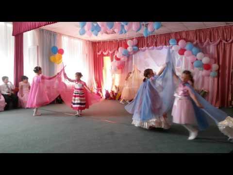 Танец бабочек выпуск 2014 детский сад №1214 Ивушка