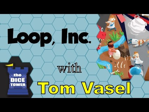 Loop, Inc.  Review - with Tom Vasel