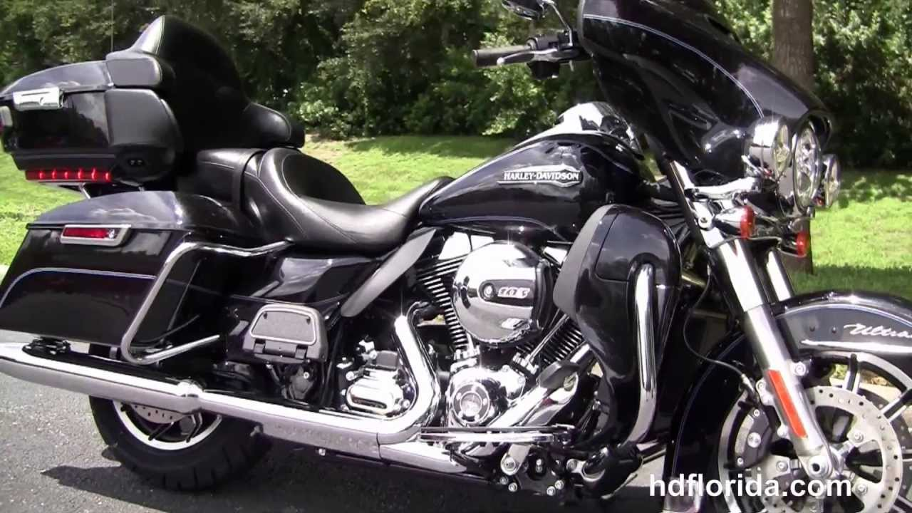 Harley Davidson Electra Glide Ultra Classic Colors