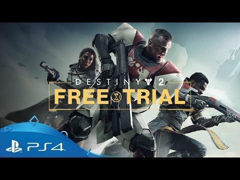 Destiny 2 | Free Trial Trailer | PS4