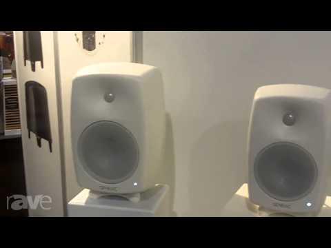 CEDIA 2013: Genelec Introduces New G Series Active Loudspeakers
