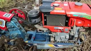 Diesel baru Kubota RD85 DI-1S, Traktor Quick G1000 Boxer